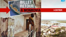 Billet retour à Monrovia