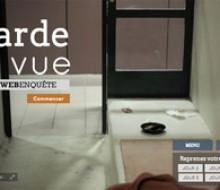 Garde à vue : la web-enquête
