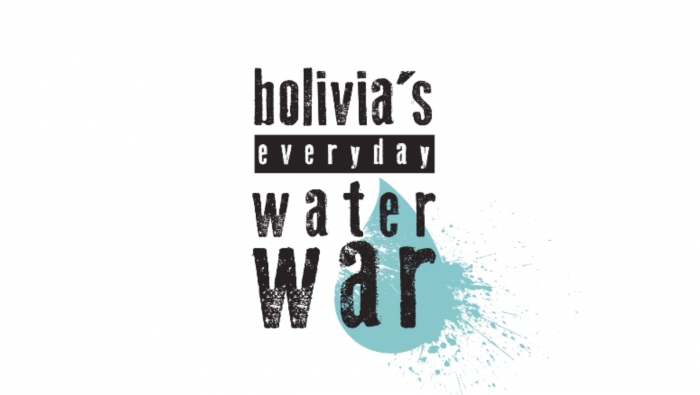 Bolivia Water War (Italian version)