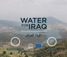 Water for Iraq