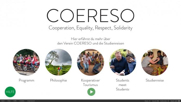 Interactive study trip to Rwanda