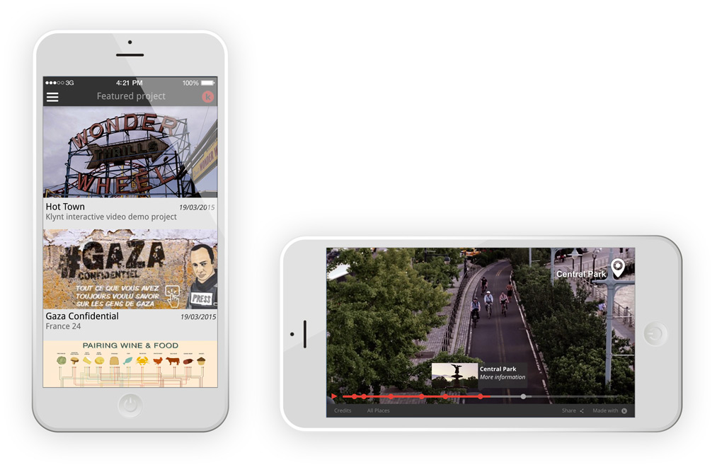 New in Klynt 3: Video Annotations & iPhone App! | Klynt net