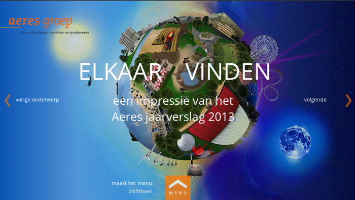 Aeres Groep Annual Report