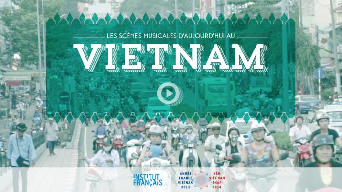 Les scènes musicales d'aujourd'hui au Vietnam