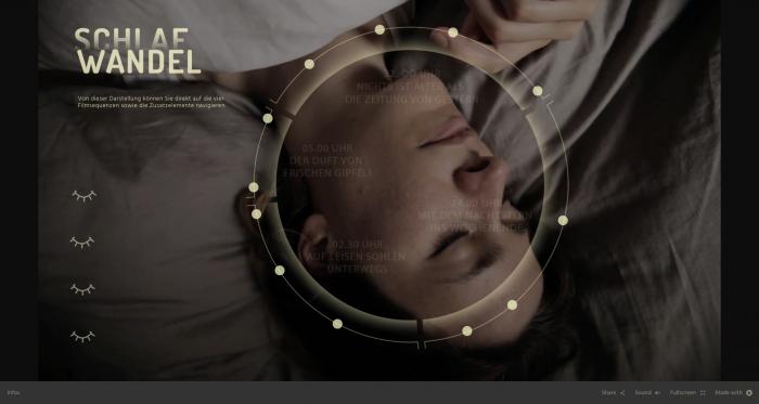 Schlafwandel