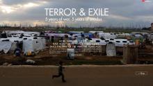 Terror & Exile : 5 years of war, 5 years of exodus